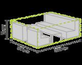 DistriCover loungesethoes premium 200x150x75cm_