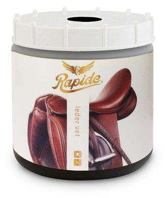 Rapide Ledervet Zwart 1 liter
