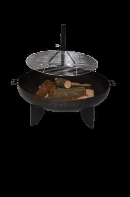 BBQ rooster voor vuurschaal, Ø60cm