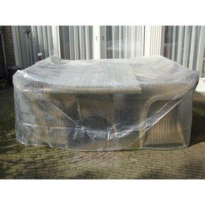 beschermhoes tuinset tafel max 240 cm met 6/8 stoelen